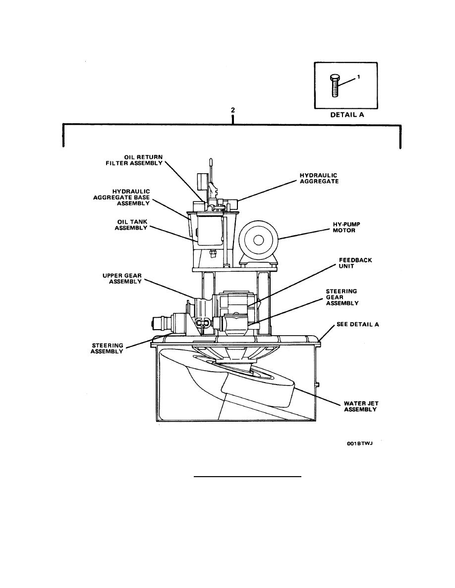 diagram of water jet boat